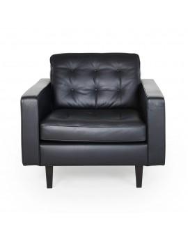 Black Armchair